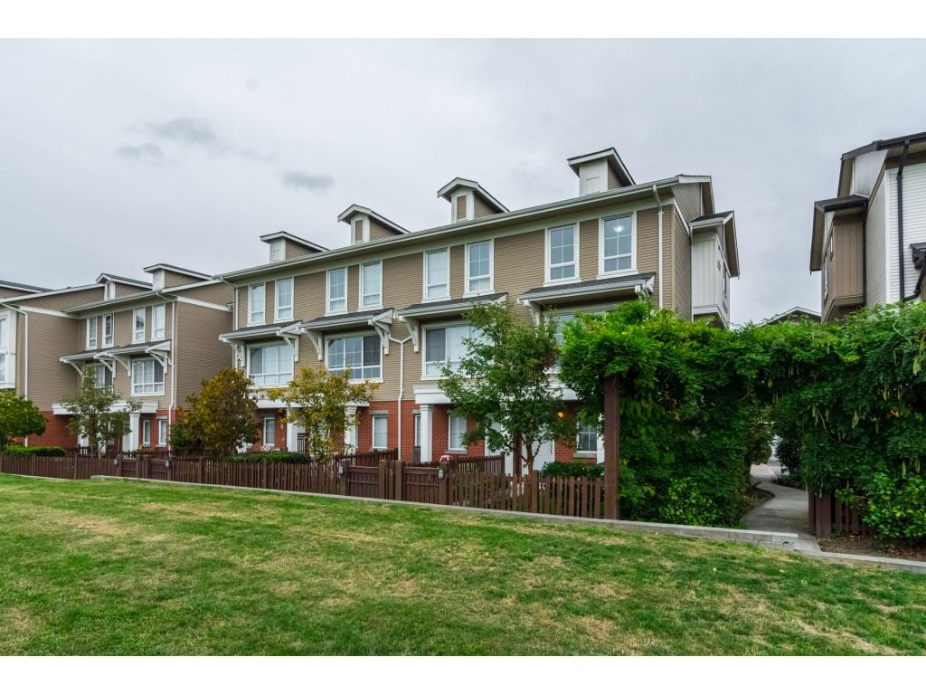 WINNER!!-END-UNIT You'll love this Beautifully kept BRIGHT & SPACIOUS 3 Storey 1376 SF, 3 Bdrm/2 Bath Townhome Located in Sought After CLAYTON RISE!Main Floor features GREAT OPEN PLAN w/9 FT CEILINGS, FULL-SIZED LIVGRM/DINRM + CHEF'S KITCHEN w/Quartz Countertops, Built-In Micro, Breakfast Bar & Separate Eating Area Walks-out to a Large SUNNY DECK Perfect for BBQs & Entertaining!Upstairs boasts a Peaceful & LARGE MBDRM w PARKVIEWS /3 PC Ensuite, Quartz Counters + XL Shower; PLUS 2 OTHER BIG Comfy BEDROOMS! DOUBLE TANDEM GARAGE w/Separate Entry that Walks-out to a Relaxing Fenced FRONTYARD/GARDEN plus RESORT STYLE AMENITIES including an OUTDOOR POOL, GYM & 2 RECREATION BLDGS w THEATRE & FLOOR HOCKEY! Super Location & CLOSE TO EVERYTHING!+PARKVIEW  - SOLD FIRM