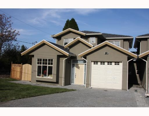 View of mountain. Close to Metrotown, 1/2 Duplex. Spacious 3 bedroom & 2 bdrm suite down, covered deck 15'8x10'10 for the view. Close to BCIT, HS, great income. Next door 4513 Ellerton also in the market.
