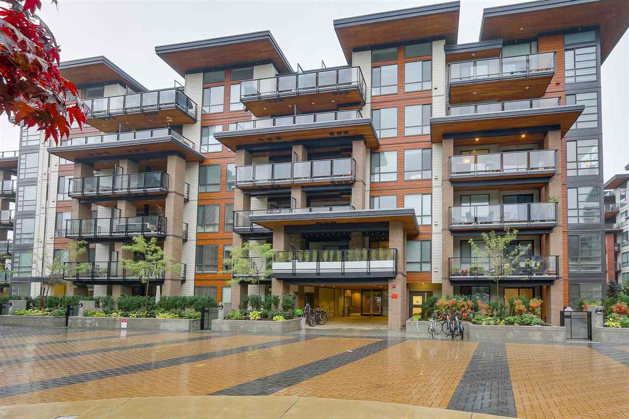Welcome to the Shore! West Coast modern buildings embrace a spacious courtyard featuring an artist-designed Piazza, an exclusive breezeway gives access to Mosquito Creek and the Trans Canada Trail. Rarely available 3 bedrooms/2 bathrooms.  This corner unit has 2 large balconies with one overlooking the mountains. Built by Adera's Superior Acoustic Specification for sound control, energy efficient, in floor radiant heating, NEST Smart thermostats and quartz counter tops. This unit comes with air conditioning and hardwood floors as well. The Shore development has a gym, party room and a playground for the kids to play in. Rentals and pets are ok. Incredible Floor plan.