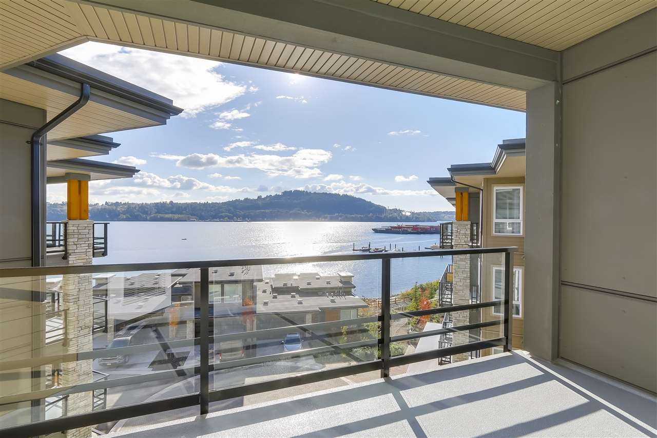 NOW AVAILABLE for Occupancy! Cates Landing by Polygon, a limited collection of waterfront residences right beside Cates Park in North Vancouver. Enjoy panoramic views of Burrard Inlet in a tranquil setting, just moments from all your everyday amenities only 20 minutes to Vancouver. This 991 SF unit with 2 bedrooms, 2 bathrooms features bright and spacious living areas with thoughtful details such as open concept kitchen, pantry, top of the line appliances, spa inspired bathrooms, and a balcony to enjoy the views. Investors take note as RENTALS are ALLOWED. Just steps to the beach, trails, restaurants, and short walk to Deep Cove and Quarry Rock. Don't miss out on rare, waterfront living in a long sold out development.