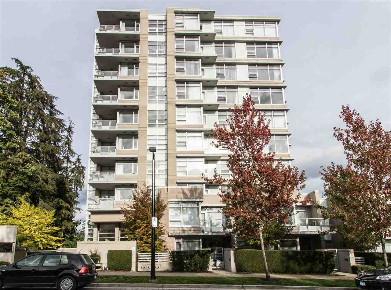 Investor Alert!!Fantastic 2 bdrm, 2 bath unit with beautiful views in Aurora, a concrete residence located in a wonderful SFU neighbourhood close to everything, in a natural, peaceful setting.  Unit features spacious layout w/ 2 bdrms, incl Mbdrm w/ full ensuite and WI closet.  Living room and dining area open to a modern kitchen w/ granite counters, tile backsplash, stainless appliances incl Bi Microwave, and gas range. Cozy electric fireplace.  Take advantage of the great views of the mountains, forests, and water from your large windows or from the covered balcony area. Building features secure parking, exercise room and more.  Community living, close to hiking and bike trails, parks, and a variety of shops and services.  Rental friendly building! A must see!