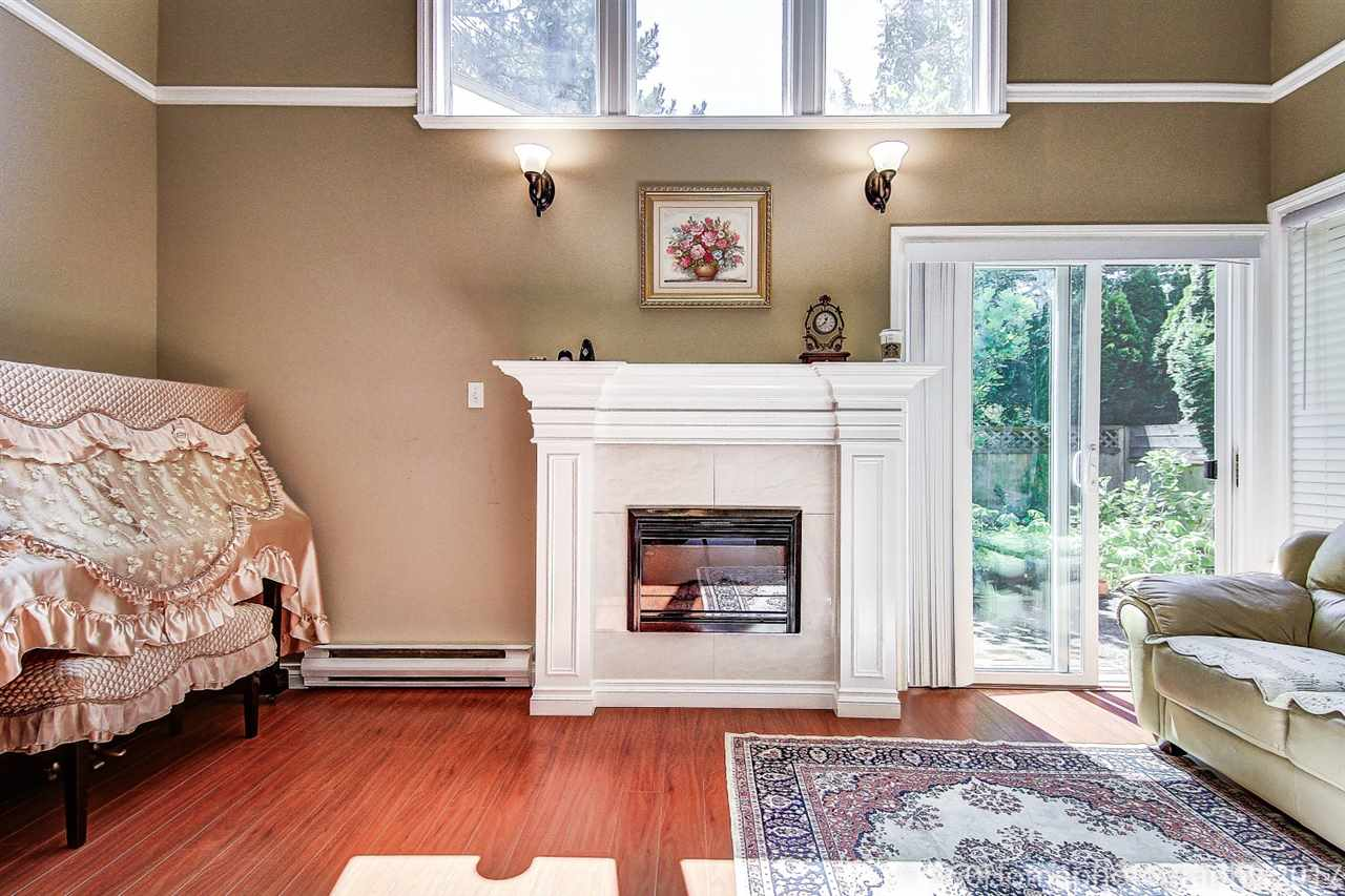Welcome to sweet home: � Duplex in a fabulous location steps to parks. Great school catchments; PW secondary, Carnarvon elementary, French immerge Trafalgal Elementary. Short distance to UBC. Treed, private South/West facing fenced yard, Open & airy, shows much larger than 1260 sq.ft. 20 foot vaulted ceilings in Living area - enjoy lots of natural light. Features include: 3 Bedrooms - 2 up & 1 on main which could also be used as a Den or Office, Single Car Garage with room for second car in driveway, good storage & a crawl space. Exterior is good condition, Roof approx. 7 yrs old. Quick Possession is OK.