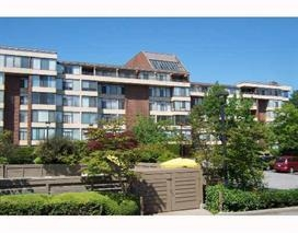 Well kept, spacious 1 BR & den in Arbutus Village. This condo faces North looking out on lush courtyard and green space. Solid concrete building, updated with laminate floors, newer countertops and stainless steel appliances. Enjoy swimming in the outdoor pool. Just steps to the Arbutus Shopping Mall & Arbutus Club. Includes parking stall #22 and a storage locker #412.  This suite offer great value, and is extremely spacious and open and can accommodate  larger furniture. A must View!  Easy to show!