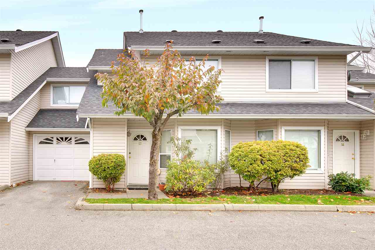 Located in the beautiful neighbourhood of Cottonwood. Lovely 2 bath townhome ideal for a young family. Open Floor plan, living room, spacious kitchen, family room, private patio leading to a play park for kids. 2 minutes walk to Thomas Haney Secondary, Kanaka Elementary nearby, walking distance to public transit. Quick Possession available. Open House Sat & Sun 2-4pm.