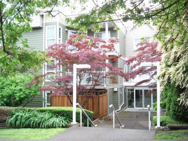 This delightful one bedroom condo with oversized windows, large rooms, and gas fireplace is located on the quiet side of building with the added bonus of having no one living above you. This condo has newer laminate flooring, freshly painted and offers in suite laundry. You will enjoy the large deck looking out to the cedar trees as well as the roof top deck with stunning views. The building has recently been upgraded with a total new rain screen, new Hardiplank siding, new windows, and decks. Come see this home before it is SOLD!