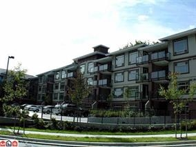 Amazing opportunity in the Latitude in Abbotsford! Move in or keep as investment. One bedroom and den with all the fixings; granite, stainless, laminate hardwood and porcelain tile. Includes 1 extra covered parking space!! The location is just minutes from the University, hospital, shopping, and freeway making this a high-demand rental complex! The Latitude has full amenities including fitness, recreation, guest suites and lounge rooms. Rentals, kids, and pets allowed with restrictions. The unit also comes with all appliances - blinds, washer, dryer and extra storage!
