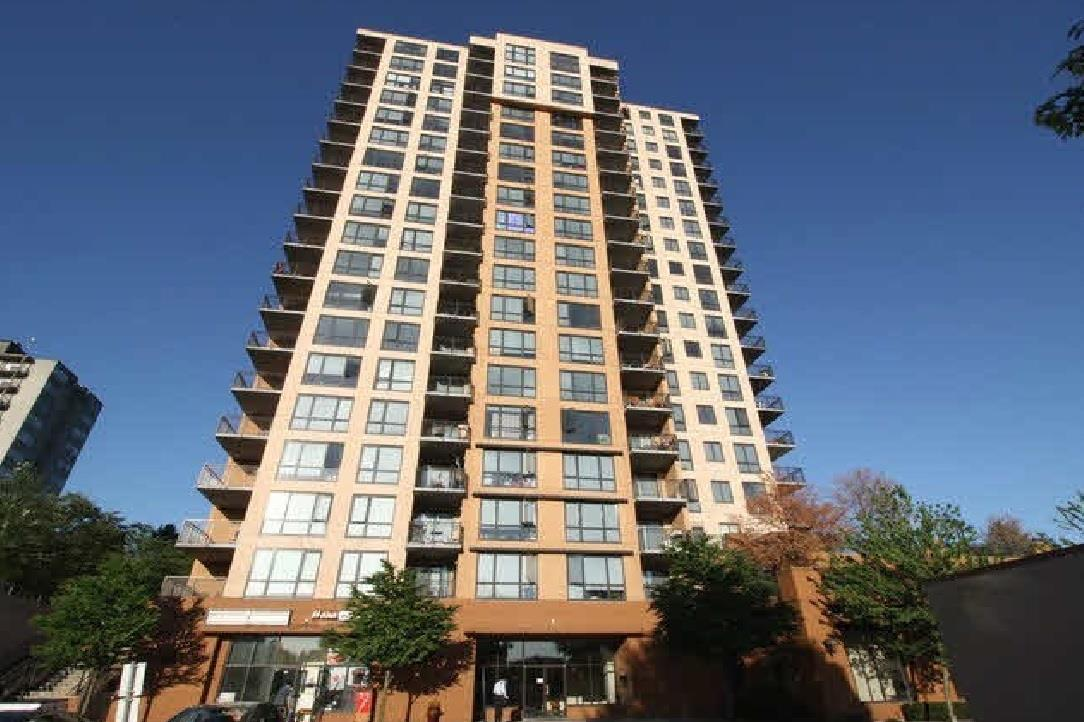 Spectacular View, View, & View of Mountains & City in Encore. Close to Lougheed Town Centre, skytrain, many restaurants, daycare, SFU, & Hwy #1. Bright 1 bed open concept layout with entire laminate flooring with stainless steel appliances, granite counter top, and breakfast bar. Beautiful City view balcony. Enjoy Amenities including roof top garden, steam room, fitness and yoga place & live-in caretaker. Includes 1 parking & 1 locker.