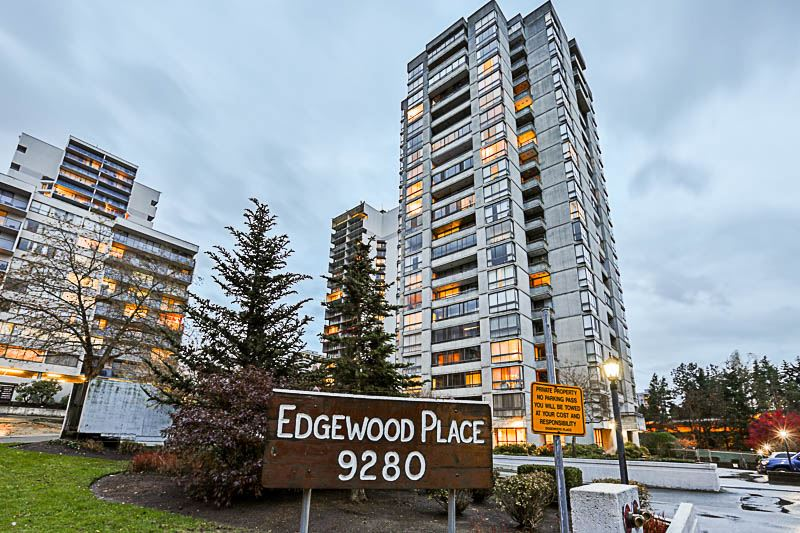 What an outstanding Southwest VIEW!! Panoramic view from Port Mann bridge to Metrotown. 2bdrm, 1.5 bath in an excellent building. Roof is less than 9 yrs old. INSUITE LAUNDRY. Maintenance includes HEAT! Good size OPEN CONCEPT KITCHEN with extra shelving.  1 of 3 south facing extended balconies in the building, perfect way to relax and unwind.  Amenities include guest suite, party room, sauna, outdoor pool, workshop, and bike room. 1 parking, 1 locker. Close to Lougheed Mall, skytrain, hwy 1, SFU, rec centre and parks.  Open House Dec 16th  2-4pm