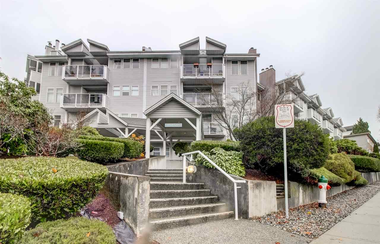The best Value in Capitol Hill. South facing with sweeping views of Metrotown. The only updated 2BR unit under 400K in the Area. Perfect floor plan without any waste space . features newer appliances, laminate flooring throughout the whole unit, Master Bedroom with Semi-ensuite, walk-thru closet, balcony off living room, in-site laundry, one Parking, one big closet. Best School Catchment. Walking distance to Ecole Elementary and North Burnaby Secondary. Super Location in prime North Burnaby with transit just out your door. Close to shops, restaurants, Community Center. Quick commute to Brentwood Mall, Metrotown, downtown, SFU and BCIT. Come to my open house, you will find out why it?s? called home!! Open house 2-4pm on Dec 2nd/3rd