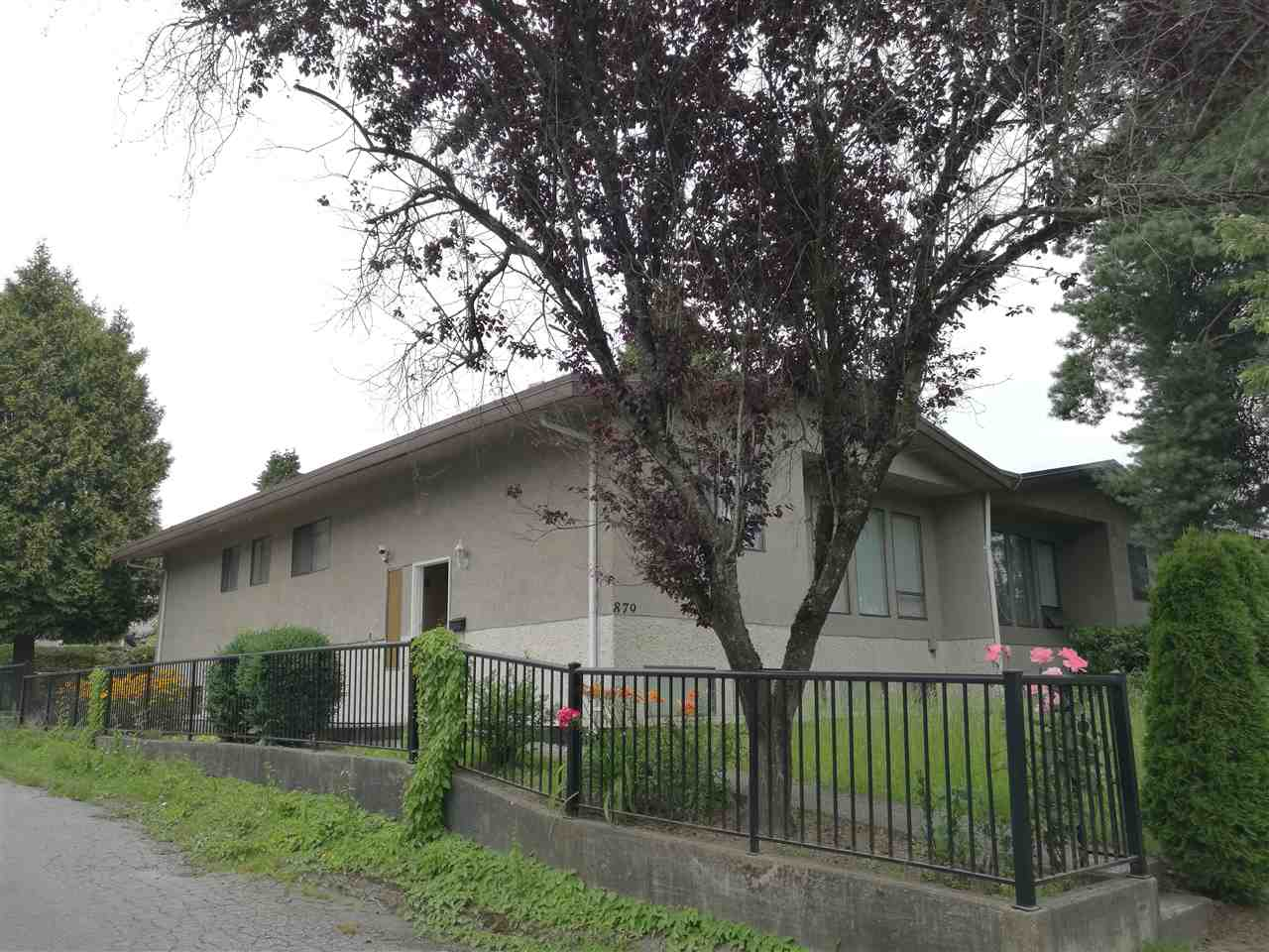 Very good opportunity to buy this large Vancouver special 1/2 duplex. 3 bedrooms on the main floor including an ensuite master bedroom.  4 bedrooms in basement with separate entrance may bring potential rental income as a strong mortgage helper. The house was almost completely renovated in 2008. A new hot water tank was replaced and the attic was refiled with insulated material for energy-saving in 2016. Minutes away for walking distance to Kensington Park and shopping centre. Close to Burnaby North Secondary School and SFU. Easy access to public transportation for Downtown and Metrotown, etc. Nice choice both for residence and investment. All measurements are approximate. Buyer needs to verify.
