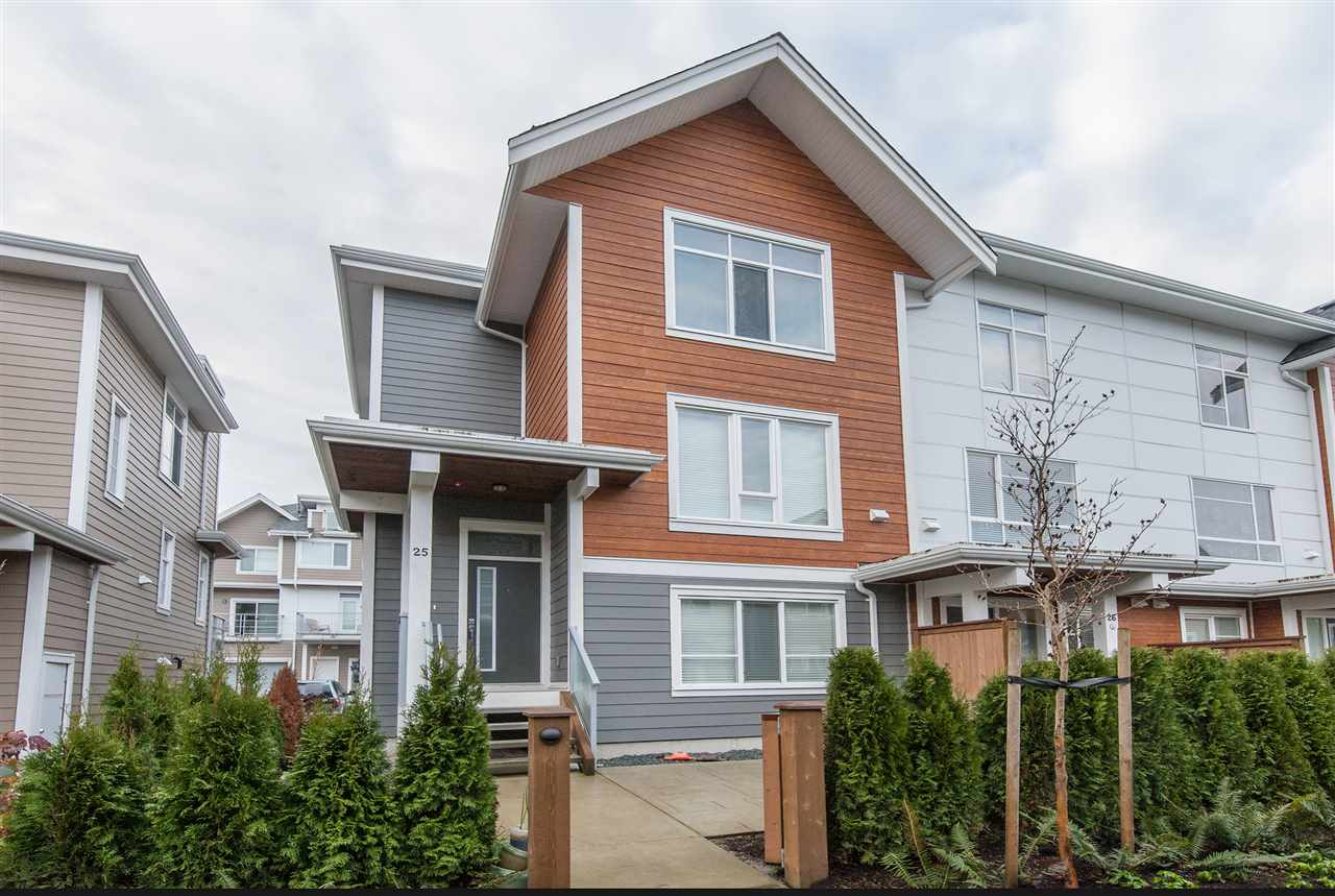 Like a brand new 3 level townhome with private garden and balcony, is located in new developed quiet Grandview residental district. Spacious cozy home with open concept of kitchen/living on 2nd floor and 3 bedrooms on top floor. the forth bedroom on lower floor with extra bathroom provides lots of accommodation potentials as either a nanny room, or a guest room for visiting grandparents or homestay for an international student. Side-by-side double garage allows easy access of dual work parents. Heated outdoor swimming pool, covered playing patio, fitness centre and game room are all parts of your life. Sunnyside Elementary right beside and Semiahmoo Secondary catchment with IB programs. Walking distance to Morgan Crossing shopping center, famous Southridge Private School. Motivated seller!