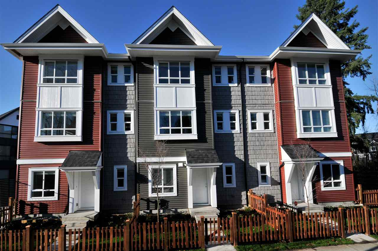 Brookside Walk - a brand new high-end townhome, completed & ready to move-in w/ 3 beds + den, 3 baths all w/ quartz countertops, double side-by-side garage, extra-large balcony & mini split heat pump w/ AC. The main floor features a gourmet kitchen w/ 3cm quartz countertops, kitchen island, shaker style soft close cabinetry, SS KitchenAid appliances, chimney style hood fan, durable wood laminate flooring, crown moulding, spacious dining rm & a TV feature wall w/ a Napoleon fireplace in the living rm. Tile floor & base in baths & laundry upstairs. Frameless 10mm thick ensuite shower door & tile surround. Automatic lawn & garden irrigation. So many great features included. A complex of only 5 homes located on permanent parkland greenspace. OPEN HOUSE Mar 17-18 Sat & Sun 2-4pm