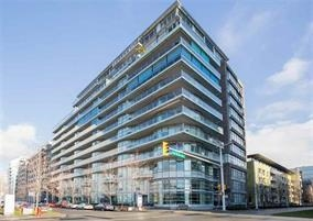 Welcome to Brook! This spectacular 2 BR unit has an open 966SF layout facing Hinge Park. Luxury living at the Village on False Creek is almost sold out. German imported kitchens, luxury faucets throughout, state-of-the-art heating & cooling system. Miele S/S appliances, gas range, oven, dishwasher & Sub-Zero fridge. Amenities include Gold Medal Club, a separate fitness room & furnished lounge are located in the lobby. The plaza is anchored by Urban Fare Grocery, London Drugs, Legacy Liquor Store & more. Steps from Canada Line & Expo Skytrain, bus lines, Aquabus & seawall. Parking lot stall # 234