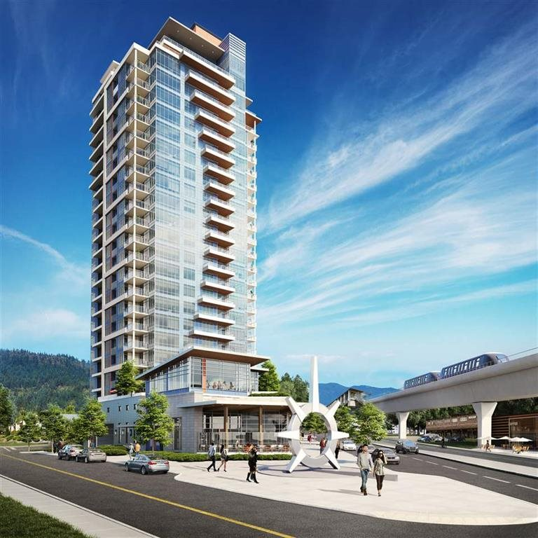 ***ACCEPTED OFFER*** This is an assignment of contract of The Burquitlam Capital, a new 23 storey condo development by Magusta Development. Exceptional location at the centre of the growing Burquitlam area, a few steps away from the Burquitlam Skytrain Station on Evergreen Line. Finest shopping, restaurants, schools & parks all accessible right next door. Fascinating west-facing 2 bedroom condo on the 10th floor with 1 parking lot & 1 storage locker incuded. Don't miss it!