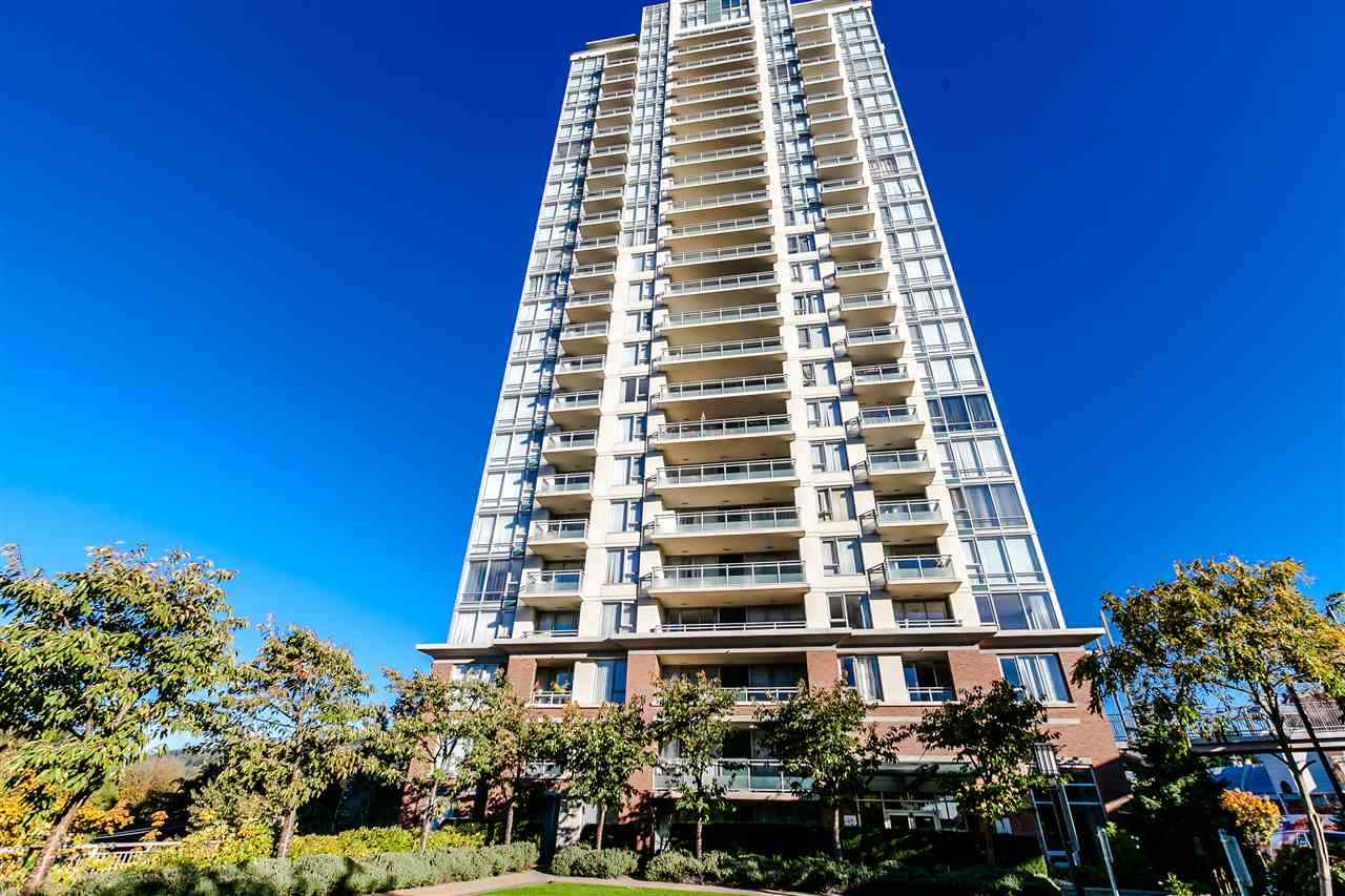 Don't miss out on this immaculate 1 bed/bath VIEW unit in the Silhouette building.  Come and enjoy the fabulous mountain/city view from this high end building which boasts a massive patio and 688 sq.ft. of beautiful living space. On your doorstep, and just a short walk away are loads of amenities - the Skytrain, Lougheed Town Centre, Cameron Recreation Centre, Burnaby Public Library, plus dozens of restaurants and retailer's such as Save-On Foods, Shopper's Drug Mart, BC Liquor Store, TD Canada Trust and Tim Horton's.  Also featuring an enormous 30,000 square foot roof-top garden accessible by an overhead pedestrian walkway and state of the art fitness facility and games room!