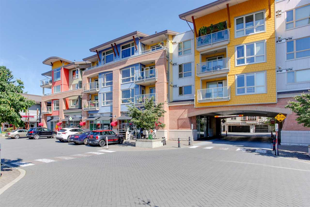 The Oliva is a modern LEED Standard building a stones throw from Tsawwassen?s town center, shopping, public transit, restaurants, and a short stole to the beach. This bright south facing apartment features new flooring, standard size washer dryer, blinds, microwave and dishwasher. Gourmet kitchen with granite counter top allowing bar seating, stainless steal appliances including gas cook top, and slate flooring; built-in work space with quartz counter top complete the living dining area. Almost floor to ceiling windows to maximizes light through all living areas including spacious bedrooms: master bedroom includes ensuite with framless glass shower. Bonus: private balcony with views of Mt. Baker.
