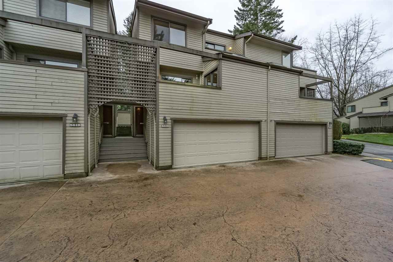 Welcome to One Arbourlane. With 3 large bedrooms, 2 1/2 baths, decks and a yard, finished lower level and attached double car garage, this townhome feels more like a detached house! Excellent location near Deer Lake Park, transit, shopping and recreation with easy freeway access. This pet friendly complex has a playplace for the kids in all of us with an indoor swimming pool and saunas and is in the Buckingham school catchment. This well cared for home is in mostly original condition waiting for your personal updating choices. Total square footage from strata plan which includes garage.