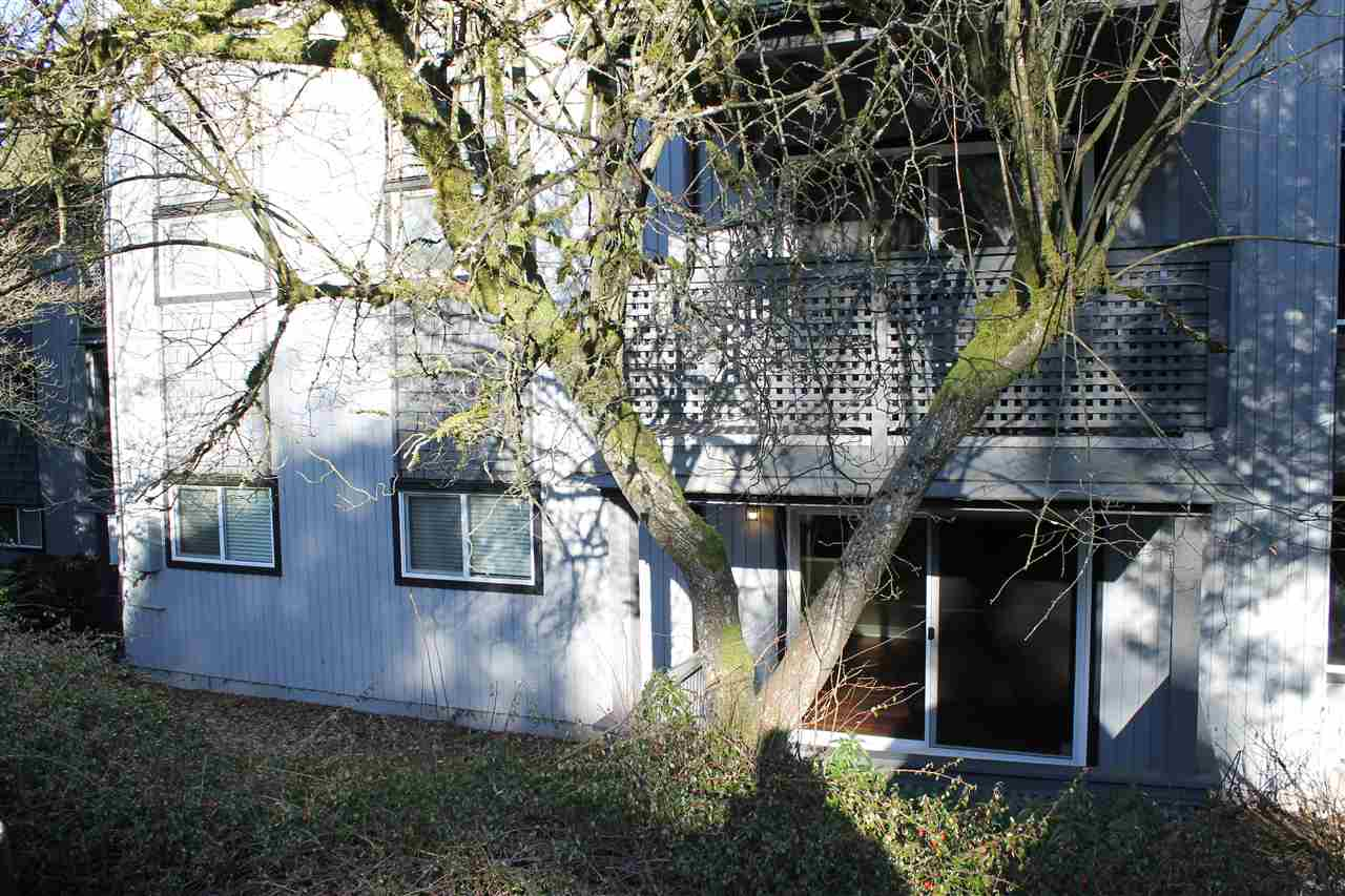 Open House Sat. 12-2. Cheapest 3 BR in Port Moody!Welcome home to convenient, worry-free living in super well-maintained Westhill Place. This bright corner unit was renovated from top to bottom in 2008: every switch, fixture, door, cabinet and appliance. Engineered hardwood flooring and tile run throughout the kitchen, bath and living space with comfortable carpet in the 3 bedrooms. This commuters' dream is located minutes from major routes, the new Evergreen Skytrain line, SFU and Lougheed Mall. Wonderful Glenayre Elementary School (French Immersion) and Port Moody Secondary (I.B. program) are right nearby. Heat and hot water included in strata fees. Indoor pool and well-appointed exercise room are just down the hall. Beautiful Westhill Park just steps away.
