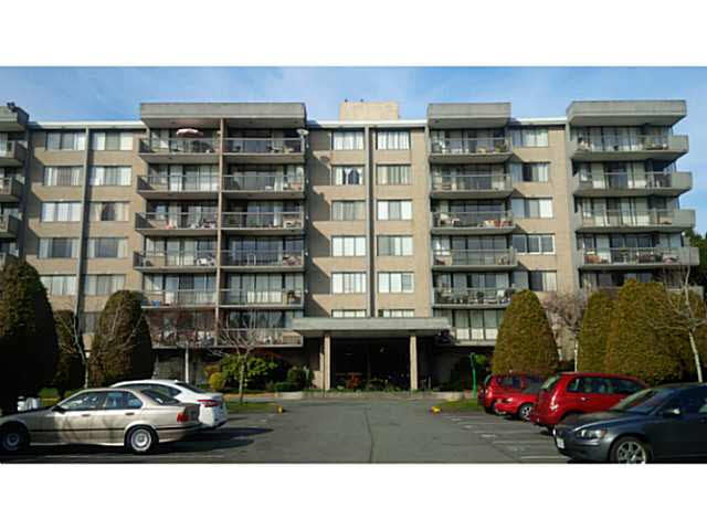 Masters Green.  Centrally located in the popular West Richmond neighbourhood.  A seven storey complex, this naturally lit 1 bedroom 1 bathroom unit features bright windows & a spacious floor plan.  Large balcony peeking North Shore mountains & a private park-like view.  In 2010, this well maintained concrete building got a new roof.  Main lobby was modernized recently.  Balconies remediation has just completed this year.  Enjoy country club like lifestyle with fantastic amenities such as the large outdoor pool, sauna, billiard in the huge clubhouse, party & exercise room.  Steps away from Seafair Shopping Centre.  Strata fees include heat & hot water.  First time buyer or investor don't miss out!!!  All measurements are approximate.