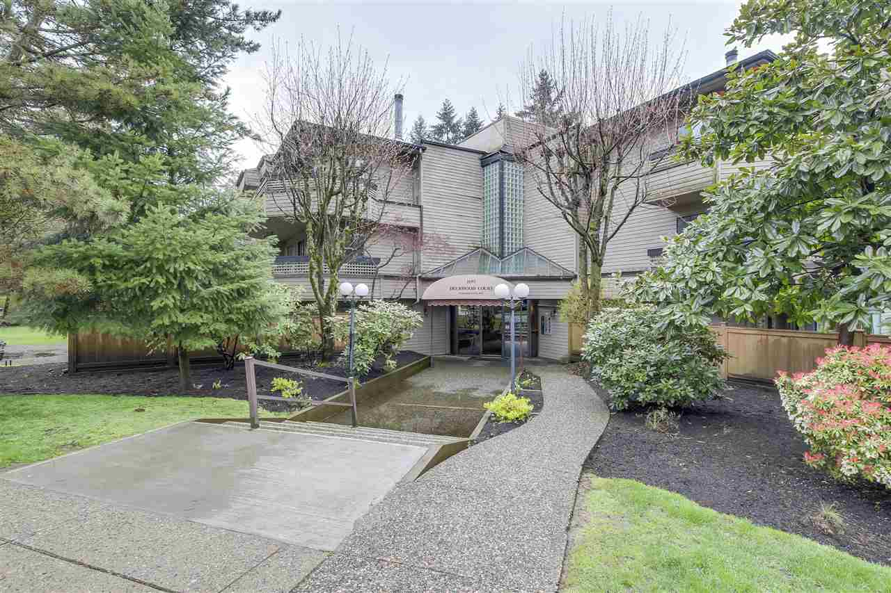 Located in the heart of Coquitlam - walkable to skytrain, Douglas college, Lafarge lake, Pinetree secondary, Maple creek middle and Glen elementary. Also close to Coquitlam Mall, Library, Shopping and restaurants. Quiet location in the complex with a private fenced yard - perfect for your pet, entertainment, relaxing and BBQs. The home has many upgrades - such as paint, window coverings, counter tops, laminate floors and newer patio. The complex is in great shape with newer roof piping balconies, gutters and more. Comes with storage and underground secure parking. Ready to move in-quick possession possible. Hurry! Open Sunday May 20 2pm to 4pm