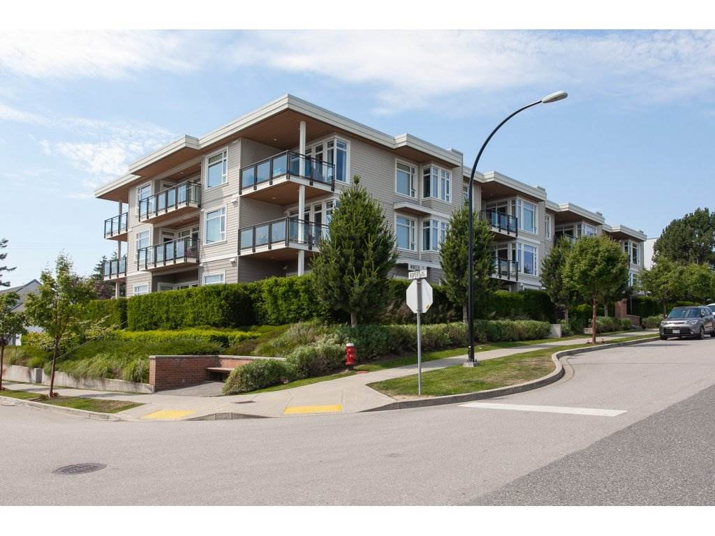 Set in the heart of White Rock, Winter Street offers luxurious boutique living within a relaxed oceanside community. Built by Listraor, these 27 exclusive homes continue a tradition of the highest standards. Winter Street features the finest construction, exceptional interior finishes, and beautiful green spaces and landscaping. Central location within steps to shops and restaurants. Ten minute walk to White Rock Beach! This 2 bed plus den unit is a great open floor plan with good sized 5 piece master en-suite and walk in closet. Looks almost new! Flexible move-in dates. Rentals allowed. Pet restrictions - 1dog(up to 15kg) or 1cat or 1 of each allowed. Call for your private viewing today.