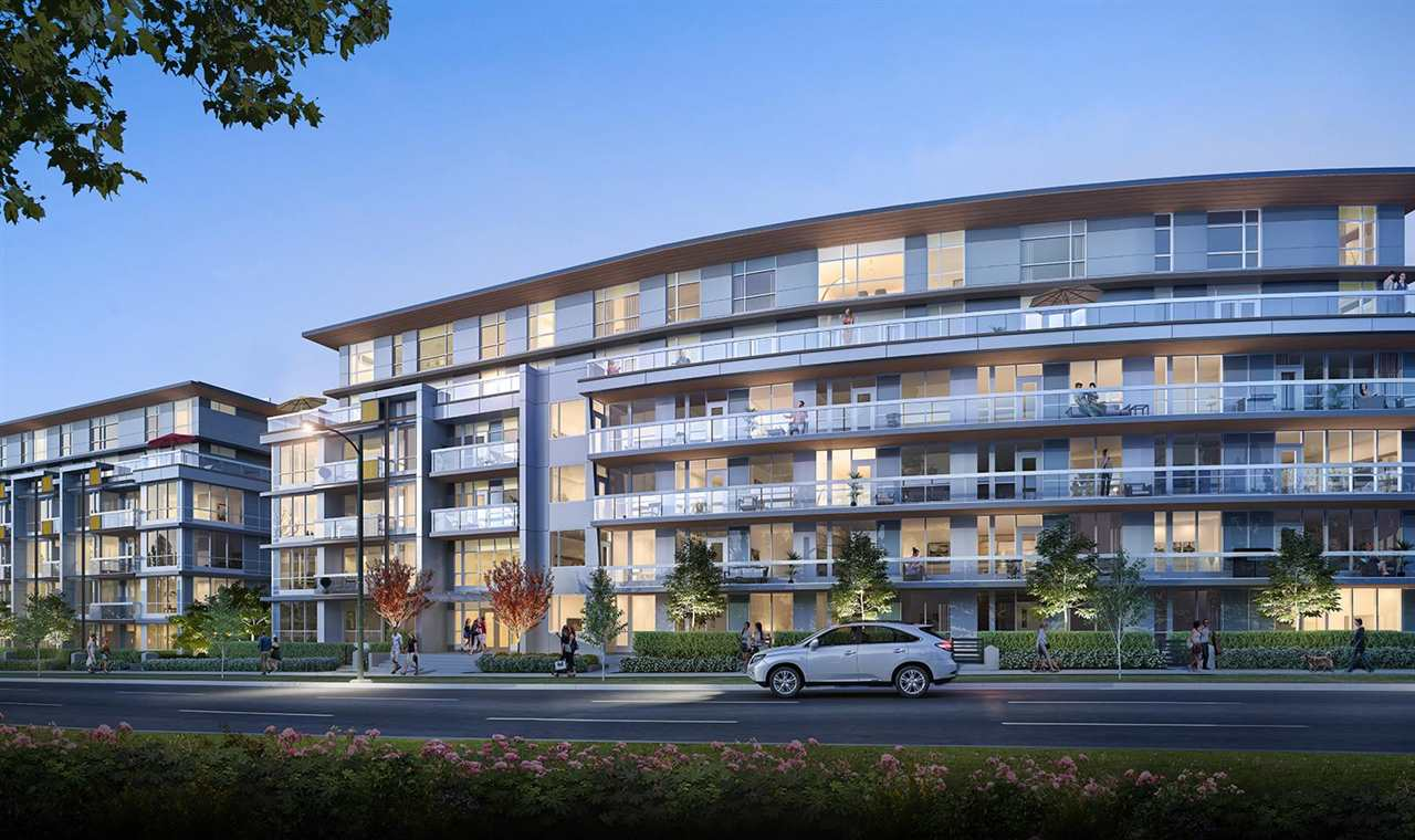 One of the Cambie Corridor newest additions at the Contessa! Bright and spacious 1 bedroom apartment with western exposure on the quiet side of the building. Air conditioning. Call today for more details.