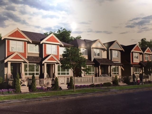 """""""Parc Gilley"""" 35 units townhouse complex quality built by Dava Development. North facing 3 level townhouse with mountain view, 3 bedrooms, 2.5 bathrooms, double tandem garage. Under construction, assignment of contract."""
