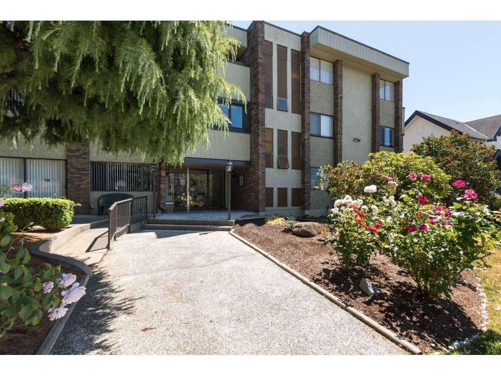 Location, Location walking distance to beach, library, Save On Foods and Semiahmoo Mall. No stairs no elevator needed to access this spacious two bedroom open plan corner suite, peek a boo ocean view from the enclosed balcony.