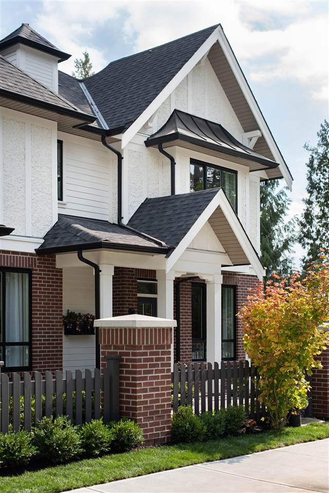 This is a 4 bed 2.5 bath home at Polygon?s Kentwell. Nestled in the heart of nature, this 1,496 sq. ft. home features a bright open main floor with expansive windows, warm wood laminate flooring, a deck off the dining area, and a side by side garage! This home?s inspiring kitchen boasts custom-crafted cabinetry, sleek stainless steel appliances, engineered stone countertops, and full-height marble tile backsplash. Upstairs, the luxurious master ensuite features a spa shower with a built-in bench. Visit our sales office and three display homes, at 3500 Burke Village Promenade, open noon ? 5pm daily (except Friday), to learn more.