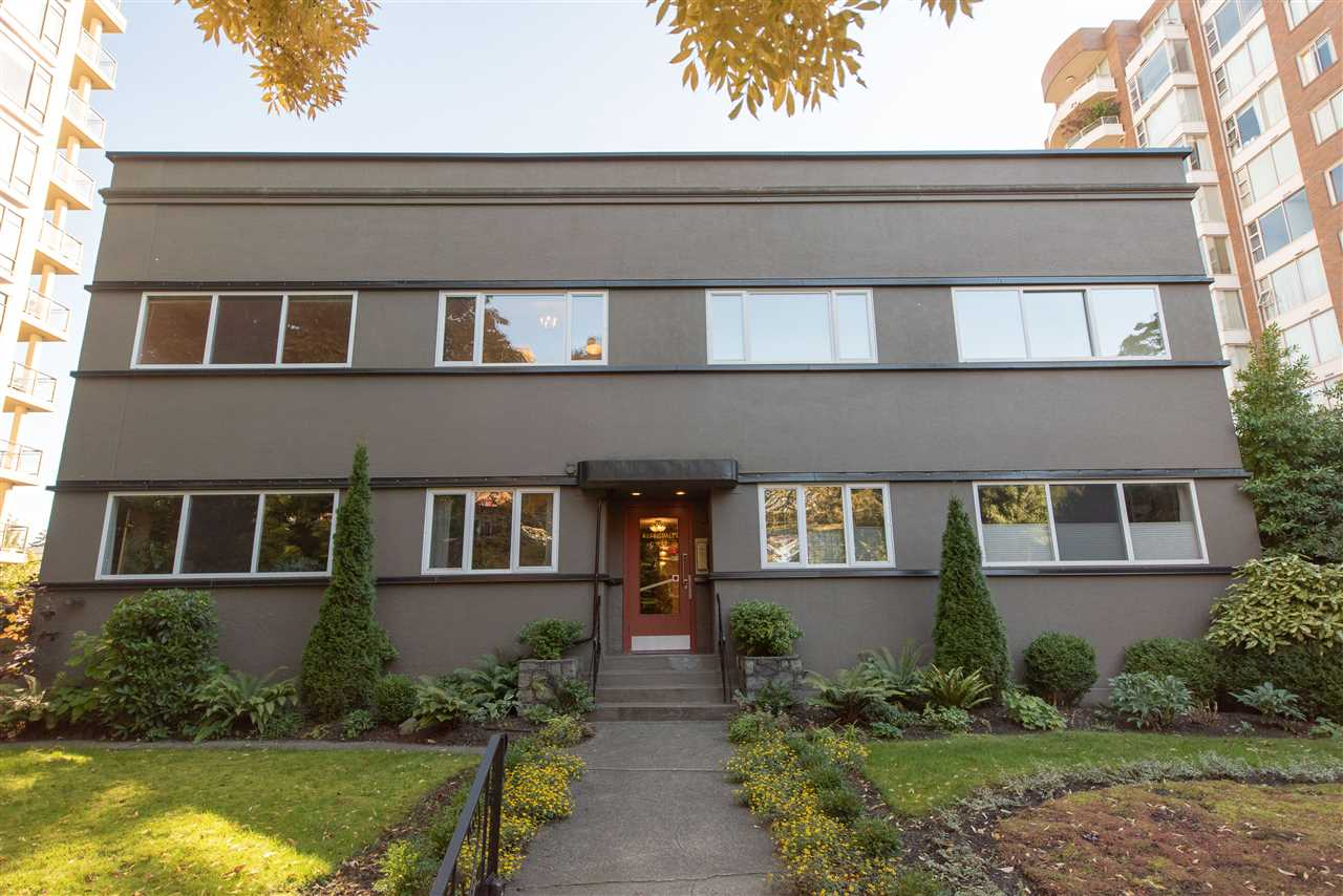Welcome to the Kerrisdale Crest in the upscale Kerrisdale neighbourhood.  This second floor 1 bedroom unit has an excellent layout that can accommodate house sized furniture and is ideal for entertaining family and friends.  Updates include: new kitchen, new paint and refinished hard wood floors.  Extensive updates to this 1950's classic Co-op include: new windows, boiler, siding, roof and exterior paint.  One private garage and storage locker included.  Co-op fees include: laundry, heat and hot water.  Guest suite in the building.  No property transfer tax!  Restrictions include: owners 21+, no pets, no rentals and no smoking.