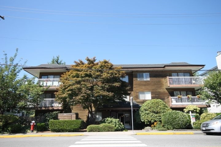LOOKING FOR A PLACE TO LIVE ? .......... Don't Skip This One ~ ALOUETTE APARTMENTS......adult oriented ground level one bedroom unit offering 753 square feet in a convenient central location within walking distance to shopping, recreation, transit, ACT Theatre, and restaurants.  Maintenance fee includes gas, heat and hot water.