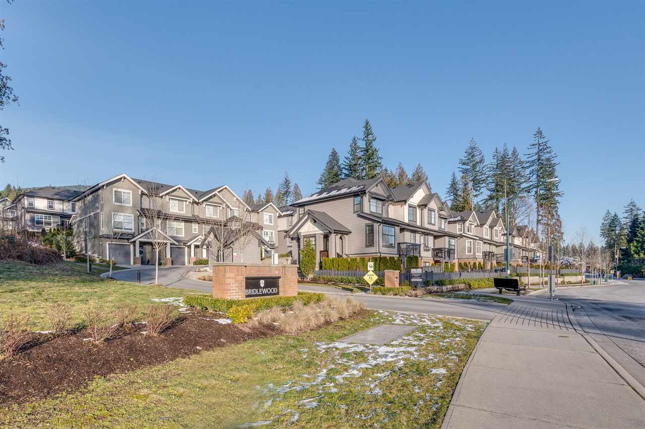 Location, Space, Price & cash flow in this Amazing end unit family town home located in the desirable Burke Mt- Smiling Creek Elementary catchment! This 1450 sf, 3-bed, 2.5-bath town home is one of the jewels in this entire area, new paint, new 2.5 blinds & shutters, french doors to back yard - a large, fully fenced yard right off the kitchen! Built by award winning Polygon Homes in 2014, this home features quartz counter tops, stainless steel appliances, & 3 bedrooms on the upper floor. Tandem garage . School 2 mins, or catch the bus a block away, shopping & world class trails close by, you can?t beat this location. Balance of 2/5/10, rentals & pets ok. Contact me for a full video/commercial of the unit.
