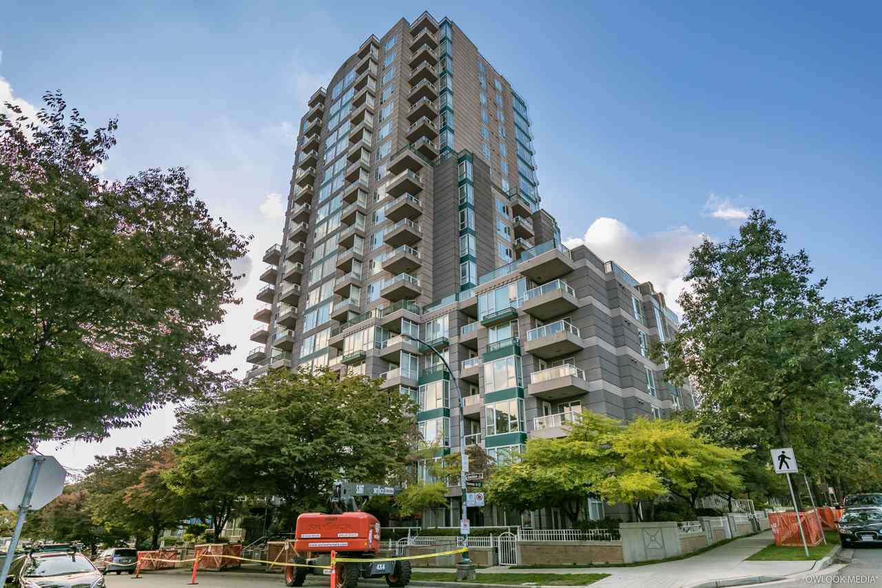 This lovely one bedroom home is located near Joyce skytrain station, walking distance to grocery shops, restaurants, coffee shop, parks and more. South east facing makes the living room very bright during daytime. The unit includes a parking and storage room. Staging provided by Fei Design.