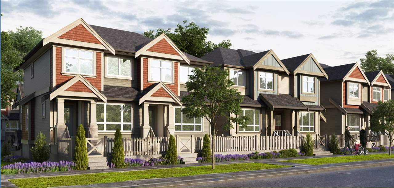 """Assignment of Contract """"Parc Gilley"""" townhouse complex quality built by Dava Development. North South facing 3 level townhouse with 3 bedrooms+ Nook+ 2 bath+ 1 Powder. Estimated completion Winter 2019."""