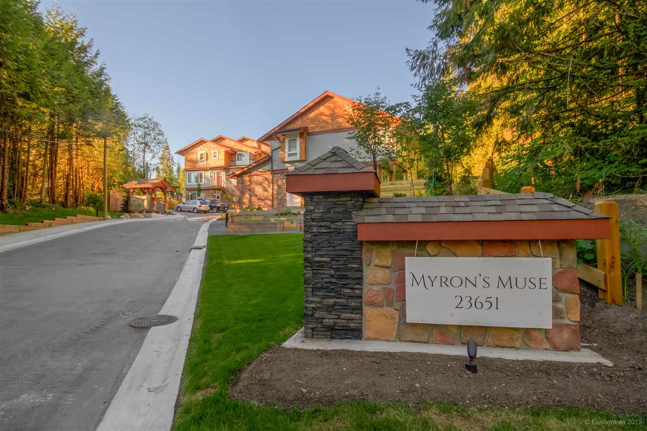 OPEN HOUSE SUNDAY 1:00 to 5:00 PM. ONLY 4 HOMES LEFT in phase 3 at Myron's Muse. READY FOR IMMEDIATE OCCUPANCY! Finding a little corner unspoilt countryside where the air is fresh yet the Town Centre is only a short drive away, is like finding a little piece of heaven on earth. Wonderful collection of 3 bedroom Townhomes offer a variety of spacious plans ranging from 1628 SF to 1680 SF w/family comfort & community in mind. These remaining homes have their own private entrance from the street. Open kitchen floor plans that are clean and modern with quartz counters, under mount sinks & stainless steel appliances creating space where family & friends will naturally gravitate. All measurements approximate.