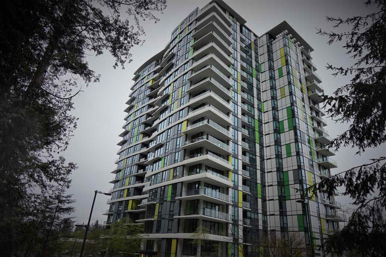 """Brand new """"ETON"""" concrete highrise bldg built by Polygon in UBC desirable neighborhood, steps to Pacific Spirit Regional Park, Westbrook Mall shopping and other facilities. NW corner unit, almost 1,300 sq. ft. 3 bedrooms, functional floor plan, master bedroom comes with large walk-in closet, and 2 full baths, huge balcony overlooking courtyard, modern designed interior, air conditioned, gourmet kitchen with top brand appliances,with side by side washer/dryer, and spa inspired bathrooms. Recreation center, lots of visitor parking. Catchment with top schools. No GST. All measurement approx. buyer to verify."""