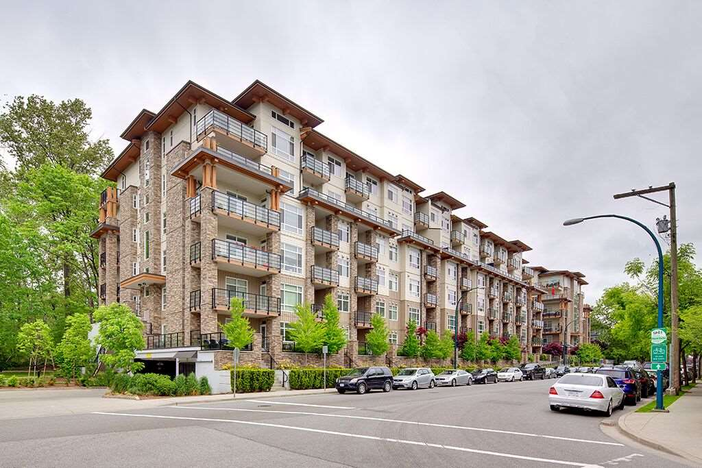 Welcome to Orchid Riverside. Beautiful corner unit with greenspace on two sides. Located on the edge of Port Coquitlam's Traboulay PoCo Trail and Gates Park, 2 Bedroom, 2 Bathroom, oversized balcony, walk-in closet and full ensuite. 1 Parking, 1 Storage, Quartz counter-tops. S/S appliances, laminate flooring, in suite laundry. Still under 2-5-10 building warranty, Amenities include 2 exercise rooms, sauna, library, guest suite, games room & theater room. Walking distance to school,WC Express, Bus, Sky train 10min.  Shopping center, Great Trails, tennis courts, doggy park and much more. Pet & Rentals allowed.