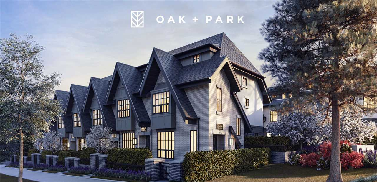 Oak & Park. A high level of detail townhome located in the heart of Marpole ? a Westside Vancouver neighbourhood well known for its top-ranked schools,�convenient amenities, and central location. Walking distance to top schools, including David Lloyd and Sir Winston Churchill, known for its International Baccalaureate program. This three level luxurious townhome features quartz countertops, premium stainless steel appliances, and wide-plank hardwood floors give the homes a look that will impress even the most design-savvy buyers. 3 bedrooms and den, plus a lower level flex room providing direct access to parking. The main floor comprises of an outdoor patio, open kitchen with bar, dining area and living room.�Book a private showing today!