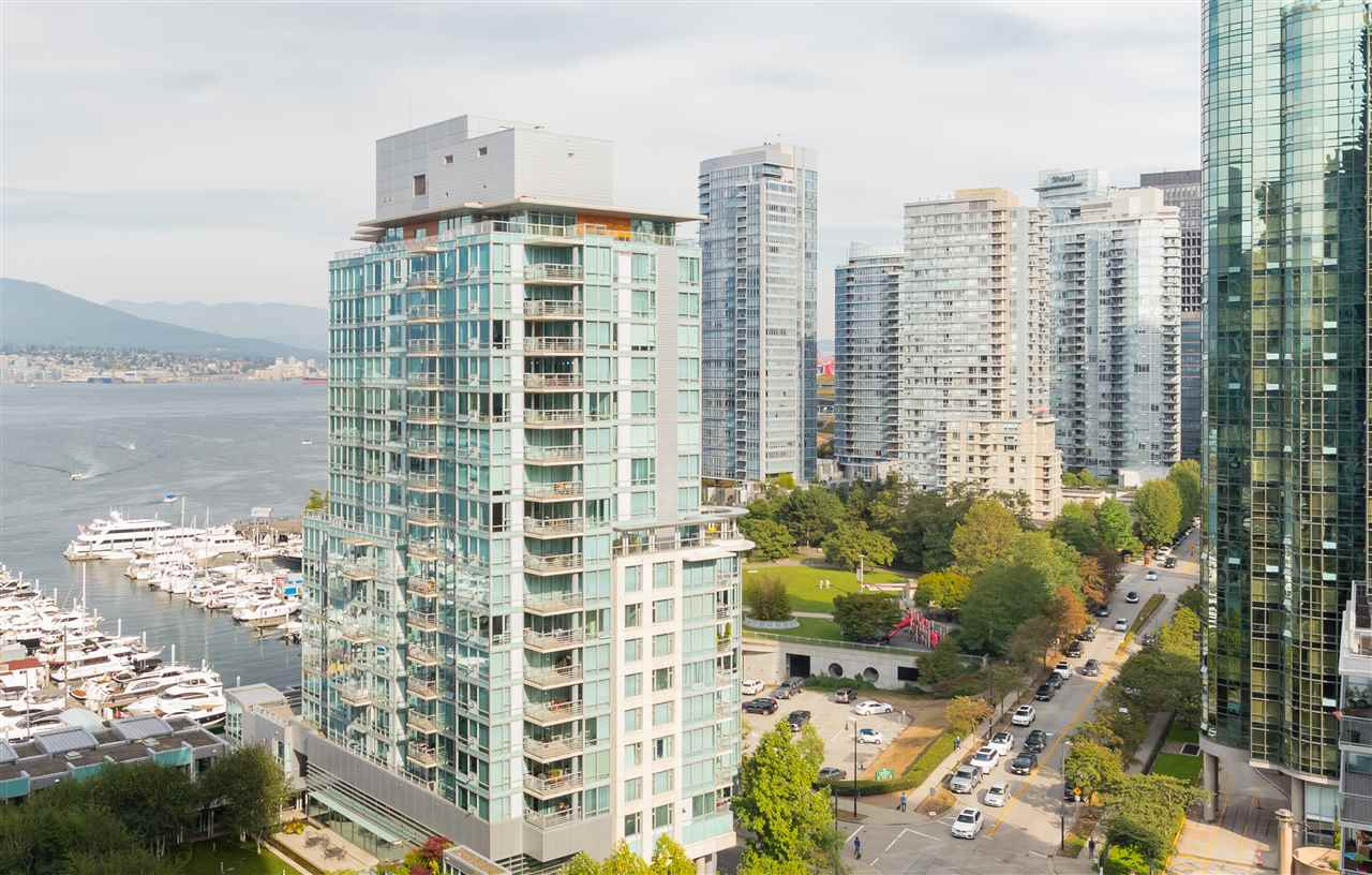 West Pender Place in beautiful Coal Harbour offering a great lifestyle in Vancouver. Open Plan with beautiful views of the Marina, North Shore Mountains and at night city lights. - outstanding modern design and quality finishings - floor to ceiling windows to take advantage of the breathtaking views - 2 Bedrooms 2 1/2 Baths - plus insuite storage room with built-ins plus a downstairs storage locker. Full amenities in the bldg including a large exercise area - indoor swimming pool - wet and dry sauna - social room and guest suite. 24 hr concierge - steps to restaurants, shops and recreations - including seawalk - 2 s/s parking.