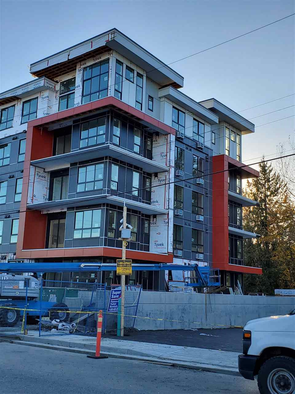 2 PARKING STALLS! The Wesley at Brydon Creek is all sold out. Why not buy this assignment of a BRAND NEW CONDO ready late 2020? There are rumors of a Skytrain extension reaching Langley sometime and well, you know.. You can rent this out on completion and wait, or you can live in it yourself as it is a premium offering anyone would be happy with! This  Junior 2 bedroom/ 1 bedroom plus den features high end finishes, 9 foot ceilings, and A/C in the Master Suite! Walk-in closet space leads onto the ensuite bathroom that doubles as a powder room and features Kohler fixtures and undermount sink. The kitchen is beautiful, just see attached video link! The Wesley will feature amenities rooms on every floor, sound deadening insulation in floors. ceilings and energy efficient tankless hot water.