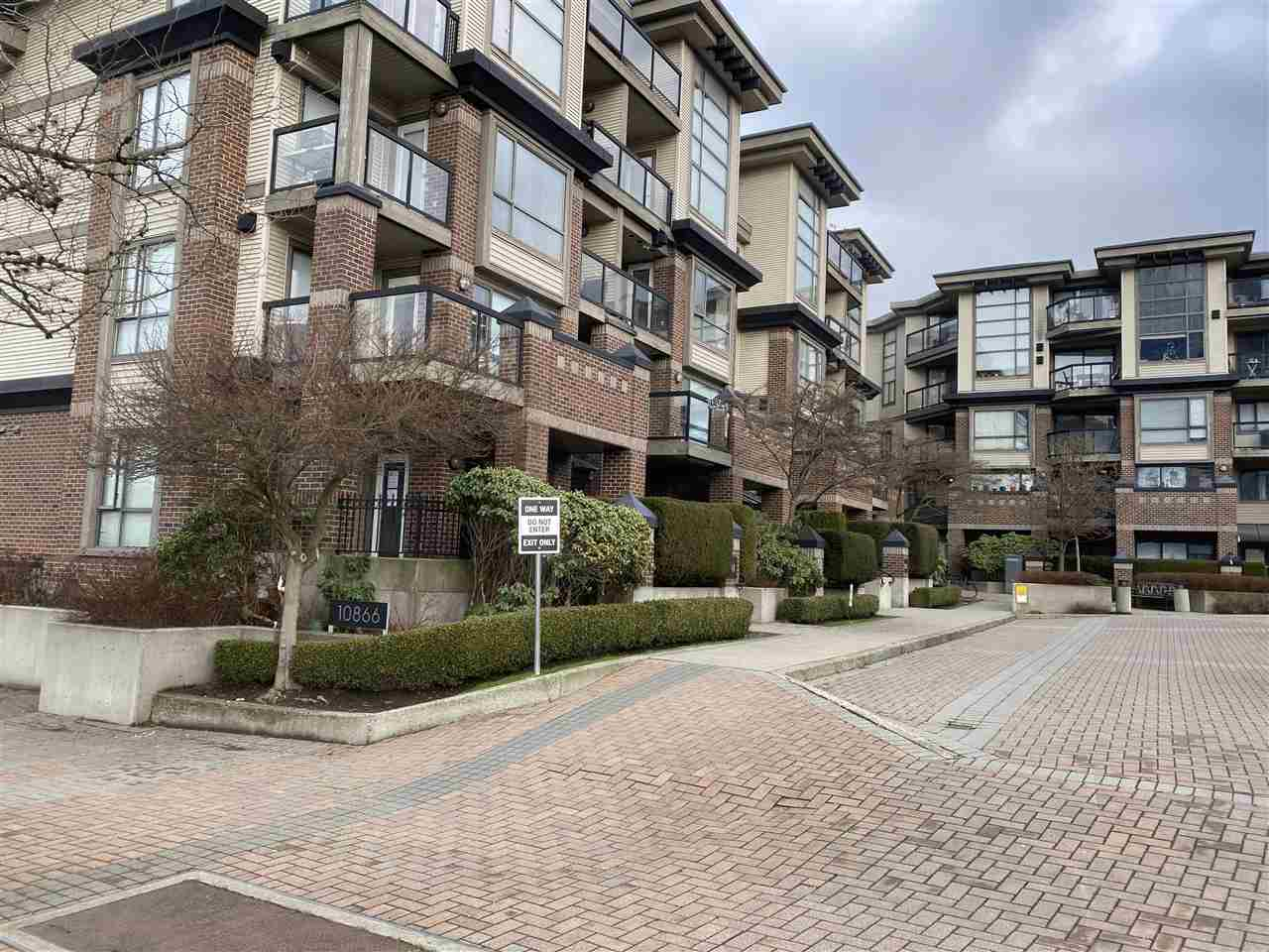 Updated Kitchen countertop, flooring and 18' ceiling high. 5 minutes to skytrain station, walking distance to Chuck Bailey Recreation Centre, Whalley Athletic Park and shopping centre.