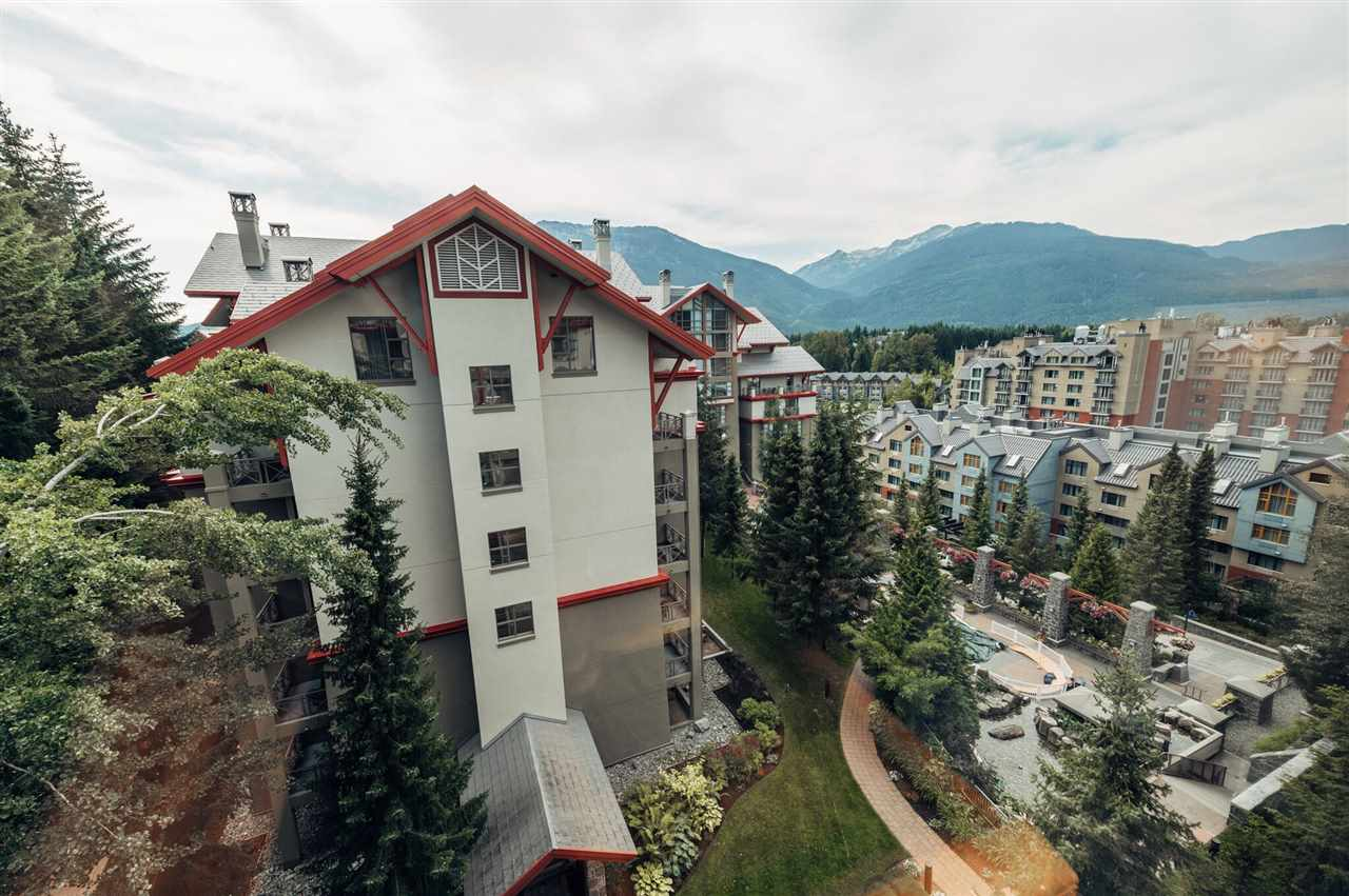 This 9th floor studio gives you a different perspective on Whistler and the surrounding mountain views. Beautifully renovated in 2018 with floor to ceiling windows, a king and queen sofa bed, galley style kitchen, gas fireplace, desk area, and 4 piece bath with soaking tub. Designed to evoke tranquility, the upgraded bathrooms also feature an organic, welcoming design complemented by their signature White Tea Bath & Body amenities. Wait until you see the photos and 3D tour http://bit.ly/913WestinUB! The common areas are scheduled for update this year, the Westin continues to be the #1 choices in comfort... as well as ROI. This ski in/out Resort Hotel is brimming with thoughtful amenities. In addition to in suite style and ski in/out location, the Hotel also offers an indoor/outdoor pool.