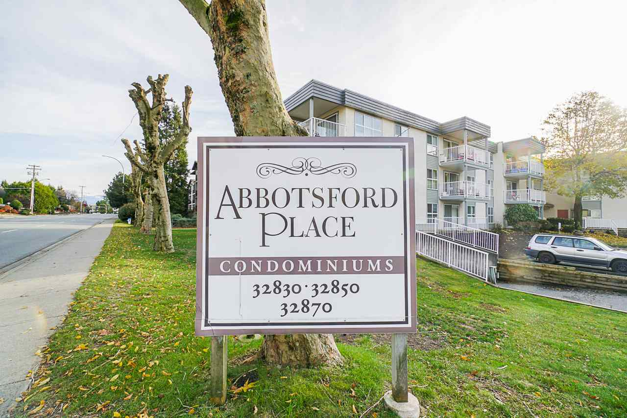 Welcome to your new home at Abbotsford Place. This complex is in a central location close to transit, all levels of school, Superstore, London Drugs, Seven Oaks Shopping Centre, restaurants, coffee shops, recreation, parks, trails and so much more! Direct access to highways allows an easy commute to surrounding destinations including Surrey, Langley and downtown Vancouver. This property feature a bright and open layout, many windows to brighten your living space, a separate laundry room, and large balconies that are great for BBQ season. Book now for your private showing.