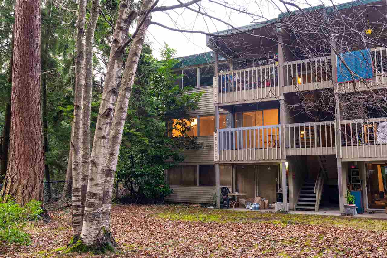 Bright & spacious CORNER UNIT featuring 3 walls of windows. 952sqft, 2 bedroom home at the always in demand 'Cypress Gardens' Kitchen boasts brand new Stainless steel appliances & connects to the large living/dining room areas. Fully updated bathroom. INSUITE LAUNDRY ROOM contains brand new washer/dryer & extra storage. Big closets, neutral paints, modern lights & quality flooring throughout. BBQ on the covered balcony & enjoy the private outlook.*Outdoor pool/clubhouse. Monthly fee includes Heat, Hot Water & PROPERTY TAXES!*1 covered parking. Visitor parking. Rentals Allowed/Pet Friendly. Visitor parking. INVESTMENT OPPORTUNITY. Prime/central to everything location, yet very quiet. Short drive to Edgemont Village. Walk to Safeway, rec centre, restaurants, cafes, parks & schools.