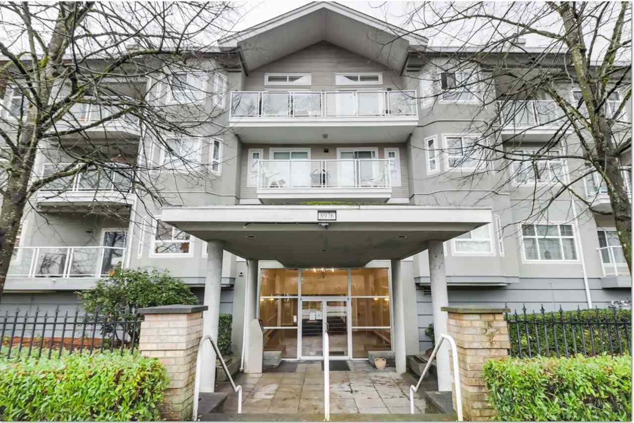 THREE bedroom top floor, corner unit condo overlooking a greenbelt! This is the best value in the area-a short walk to Walnut Grove Secondary, Gordon Greenwood Elementary and walkable to shopping and services. Great building with a brand new roof coming this spring, paid by the seller. Three generous bedrooms, large living space with beautiful forest views and tons of storage. Trails right at your doorstep. Ideal for families or downsizers. Updates include laminate flooring, bathroom flooring and vanities. Great insurance policy with low deductibles in this worry free building. This one has it all.