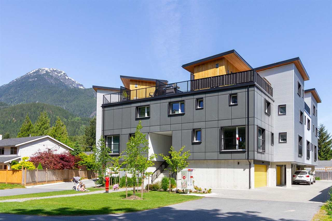TarsemHaus is a one of a kind build in Squamish, this exclusive Passive House townhome is built with the environmentally conscious family in mind. TarsemHaus is the first multi-family certified Passive House in Squamish. This 3 bdrm and den, 3 bath home has a 2 car garage, and plenty of landscaped outdoor shared space to enjoy. Enjoy your large private rooftop patio to entertain friends. Let your home do the work for you & feel relaxed all year round with a maximum 4 degree internal temperature fluctuation set to your personal level of comfort, all with near-zero energy costs. These homes are thoughtfully designed & built with unparalleled integrity. Beautifully finished, bright, with stainless steel appliances. No cost was spared in this build. Warranty. Close to public transit and shops.
