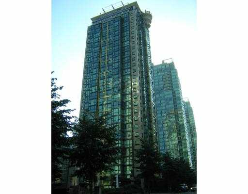 One of the most desirable building in dntown. The Lions. Great vw of water, mtns  & Stanley Park. Walking distance to Robson St, sea walk to Stanley Park & Coal  Harbour. Excel flr plan, 2 bdrm+den,2nd den off the master bedroom,large storage/office. All meas are approximatel