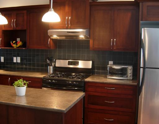Here is a New Townhouse ready for you to move in.  This 3 bedroom, 2.5 bathroom home features a beautiful kitchen with gas stove, stainless steel appliances and an open and inviting floor plan.  Backyard is perfect for the BBQ or a greatplace to lounge.  There is more than enough room in the double tandem garage to park two well equipped vehicles and room to store your tools.  The Master bathroom is perfect for two.  It features his and hers sinks, a soaker tub and seperate shower.  Have a look and you will fall in love with it.