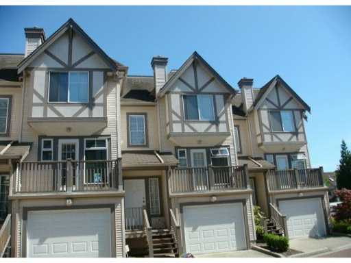 Fraserwood place executive 3bdrm, 3bathroom T/H, Tudor styling close to schools and major transportation routes. Large dining room is perfect for entertainment, and opens into the cozy living room with gas fireplace. Spacious deck&porch, and private backyard. Please call for viewing.