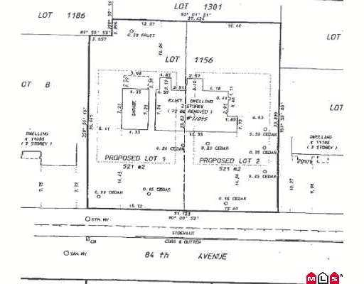 5937 sf. lot ready to construct about 3300 sf. house in Delta. Located on one of the most demandable location in Delta City. Approved plan also available. Price d to sell!